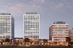Suedezii de la Vastint dau startul unei noi clădiri de birouri la Timpuri Noi