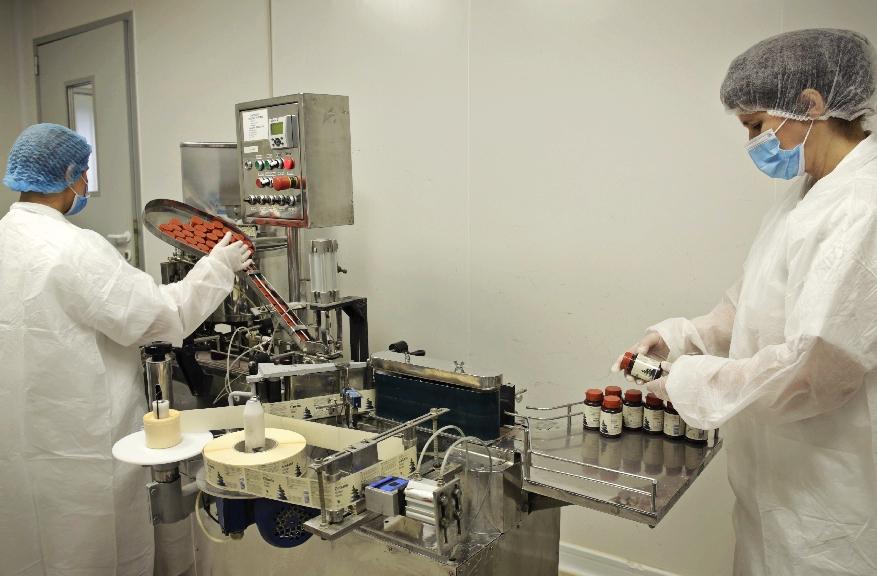 Producătorul de suplimente alimentare și ceaiuri Alevia a investit aproape 2 milioane de euro într-un nou spațiu de producție