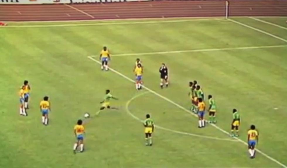 Opinie: Ce ascundea gestul stupid pe care un fotbalist congolez l-a făcut la Cupa Mondială din 1974