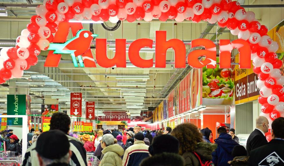 Centrul comercial Auchan Drumul Taberei a ajuns la un grad de ocupare de 80%