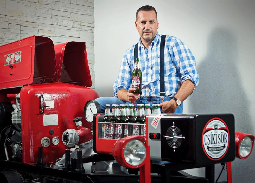 GALERIE FOTO Cum a reușit să salveze guvernul de la Budapesta o afacere a unui antreprenor din Harghita, aflat în război cu Heineken