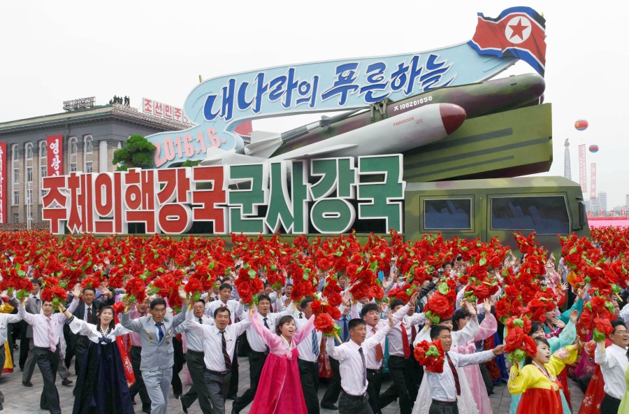 Cum decurge viața de zi cu zi a nord-coreenilor, în timp ce Kim Jong Un testează bomba cu hidrogen