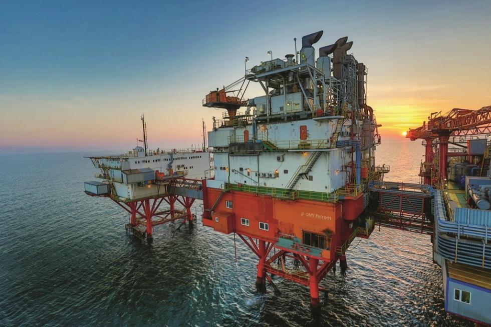 OMV Petrom a început o nouă campanie de foraj în Marea Neagră