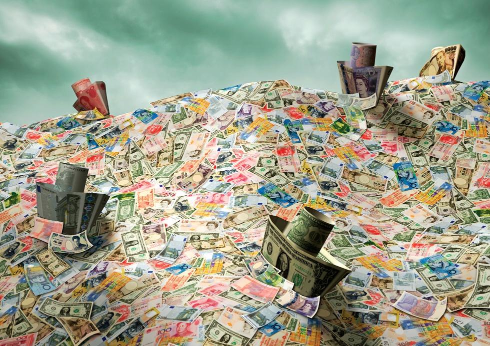 Verdict: Criză. Pe ce se bazează profeții care anunță apropierea unui nou tsunami economic