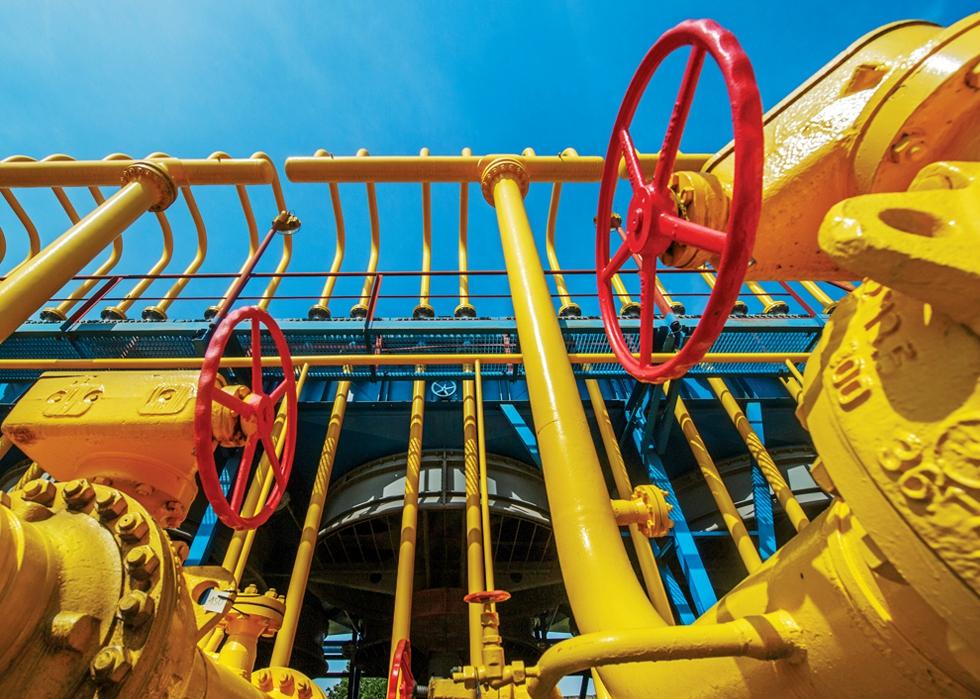 Compania Transgaz a fost exclusă oficial din cursa pentru preluarea operatorului elen DESFA