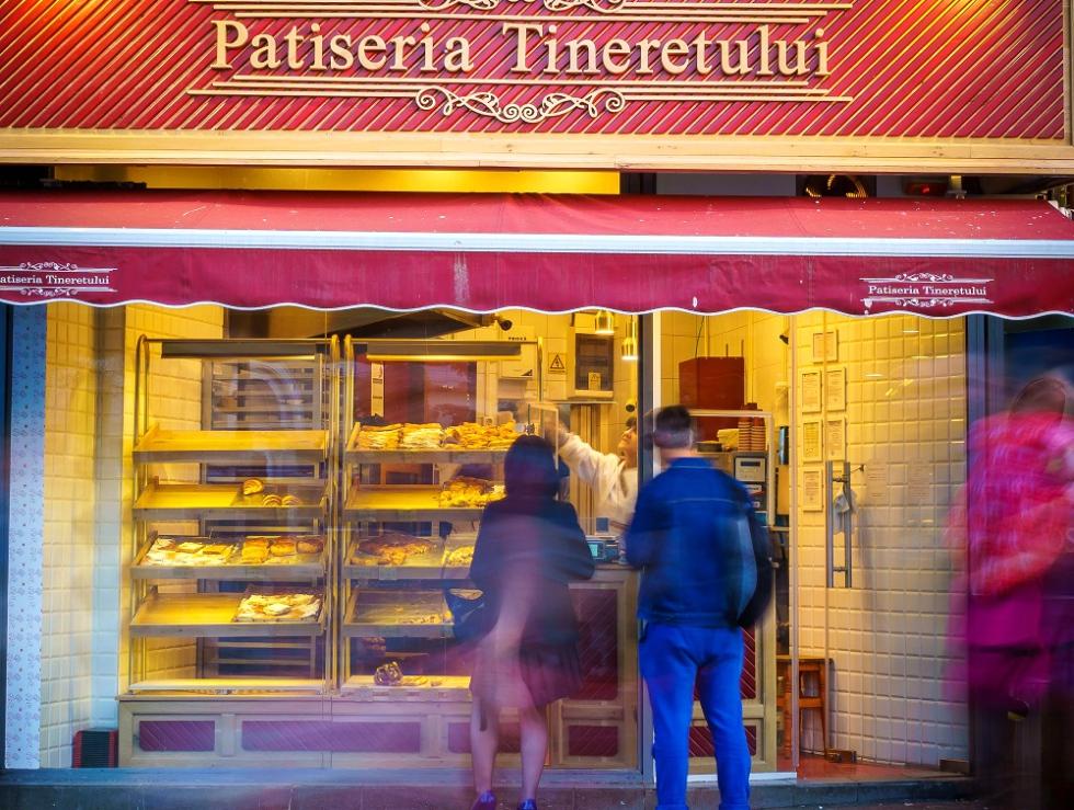 Patiseria Tineretului a investit 60.000 de euro într-o nouă unitate în centrul Bucureștiului