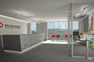 Regina Maria investește 15 milioane de euro în primul spital privat cu servicii integrate din Cluj-Napoca