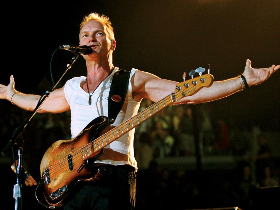 Ce surprize pregătește Sting pentru concertul pe care îl va susține, în octombrie, la Cluj