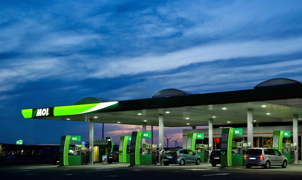 Rețeaua MOL în România a ajuns la 210 benzinării