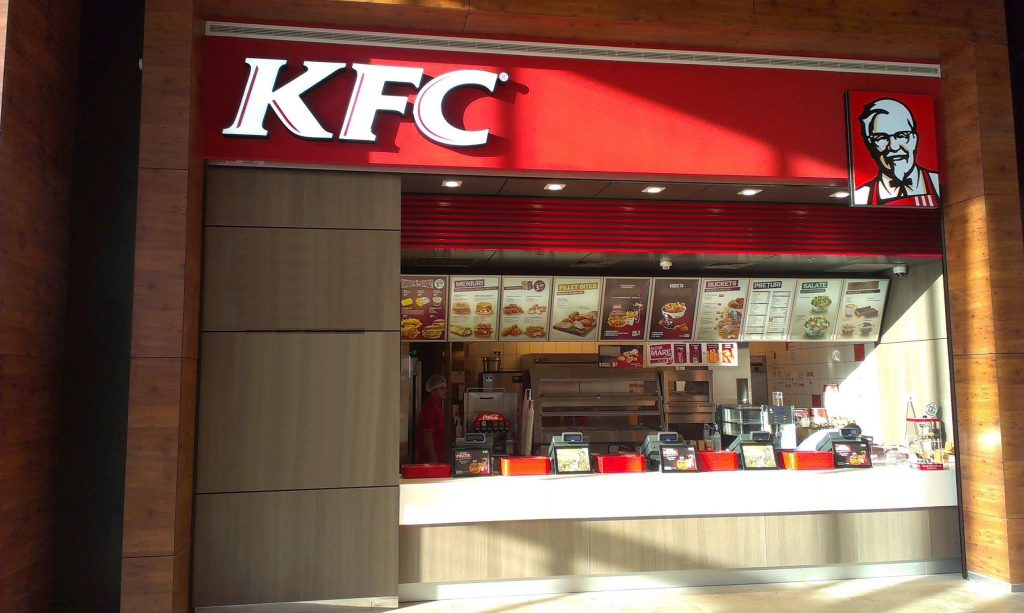 Noi restaurante KFC în Oradea și Râmnicu Vâlcea, după o investiție de 750.000 de euro