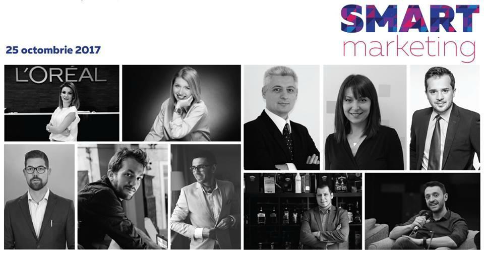 (P) Conferința SMART Marketing: curajul de a fi diferit și de a inova într-un mediu de business tot mai competitiv