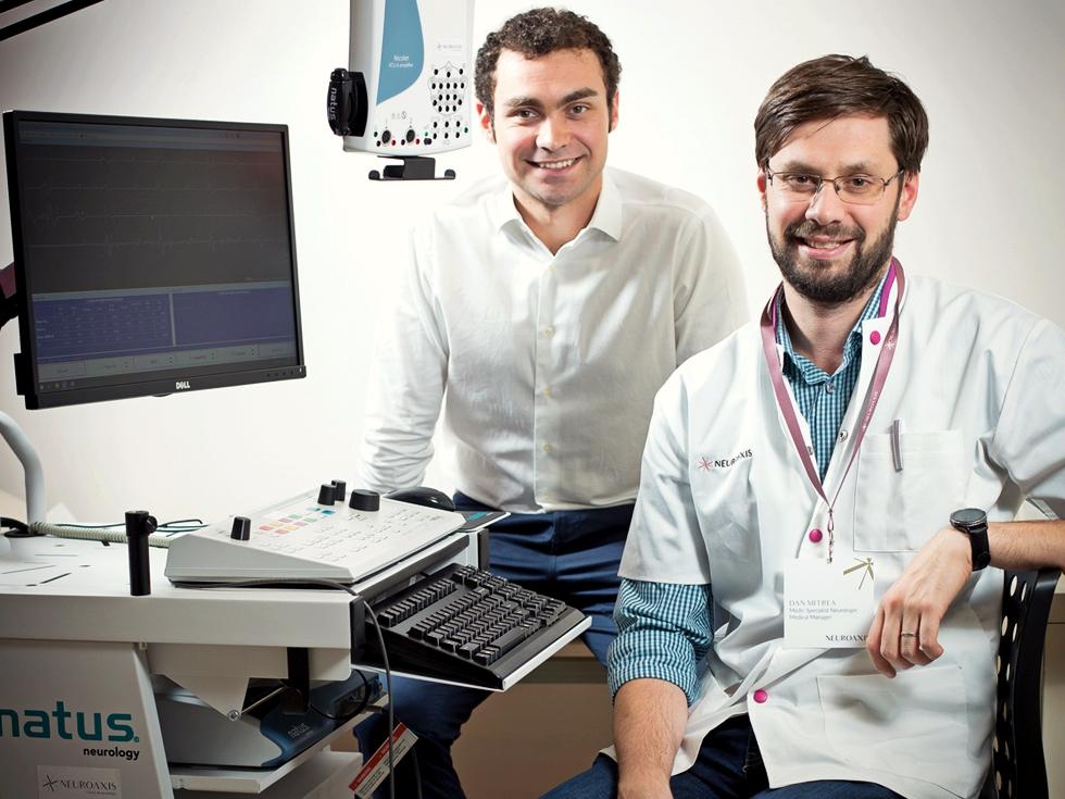 Cum au reușit doi tineri să îl convingă pe Felix Pătrășcanu, cofondator FAN Courier, să investească într-o clinică medicală