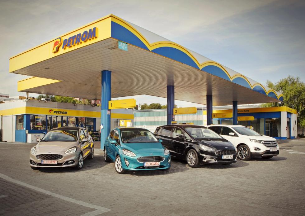 Ce implică parteneriatul realizat de Petrom și Ford