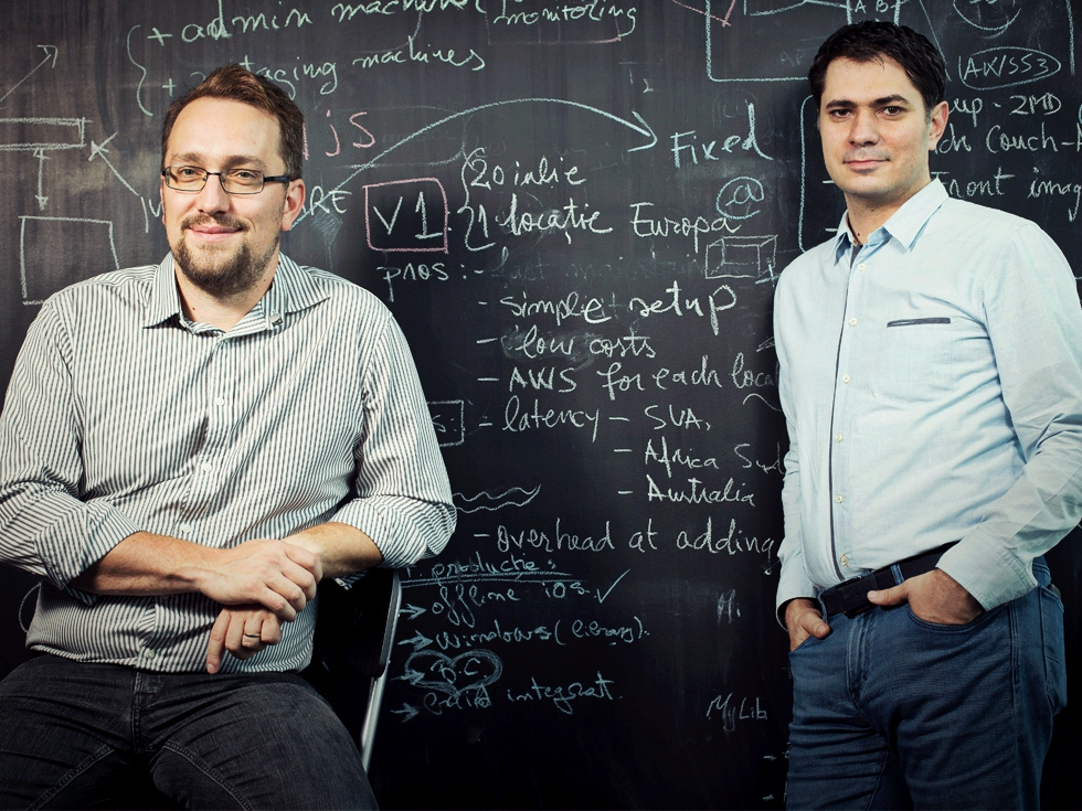 Doi foști olimpici la matematică estimează venituri de 10 milioane de euro dintr-un business de soluții IT care ajută companiile să fie cu un pas în viitor