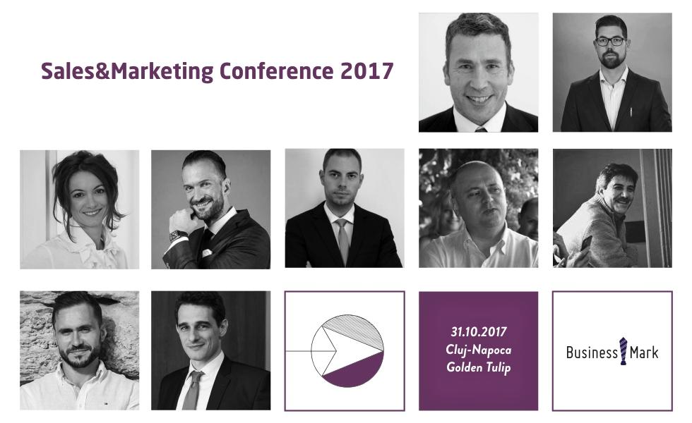 (P) Sales & Marketing Conference: cum se adaptează specialiștii în marketing și vânzări la noile provocări în domeniu