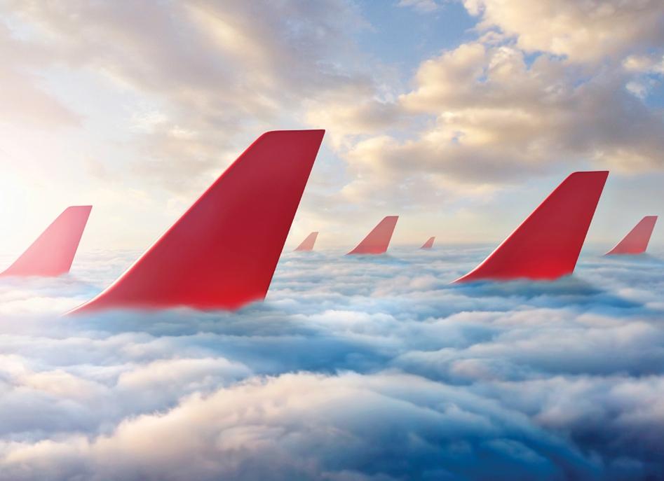 Zboruri low-cost, analiză: când devin companiile aeriene în plină ascensiune victimele propriului succes
