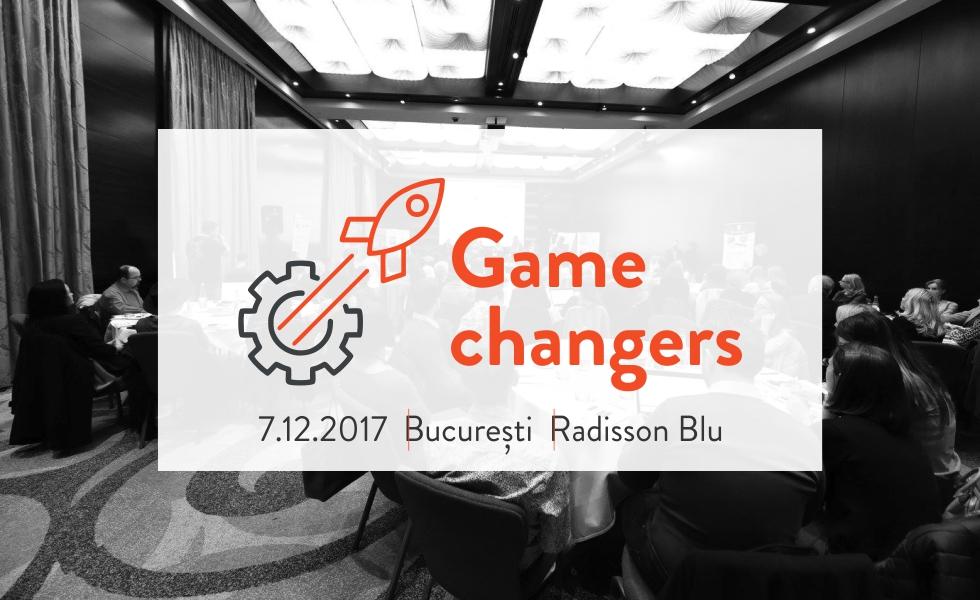 (P) Game changers. A conference for Project Managers today: cum să dezvolți echipe performante și să te adaptezi într-un mediu de business dinamic