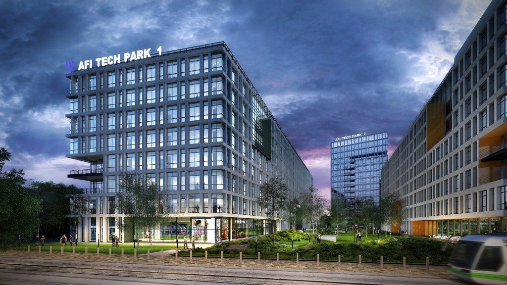 Mall-ul AFI Cotroceni valorează jumătate de miliard de euro