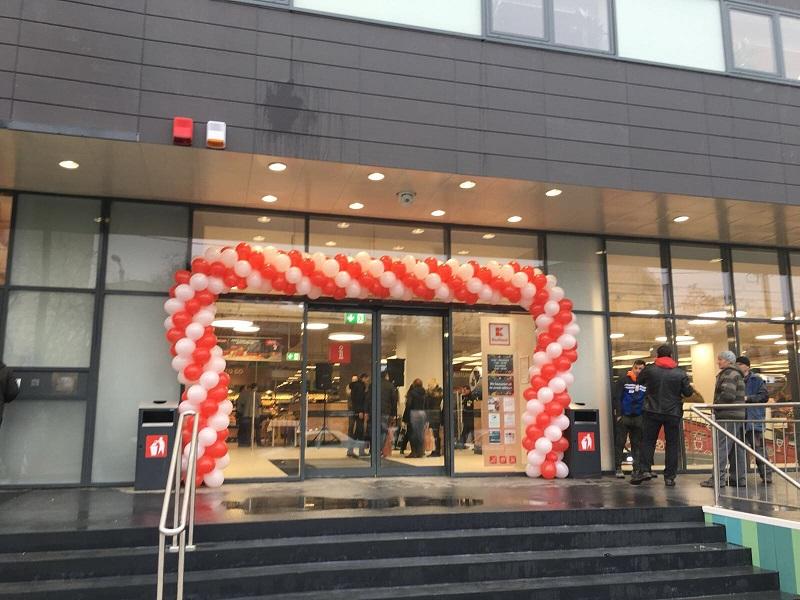 Kaufland a deschis al treilea magazin din Cluj-Napoca și rețeaua ajunge la 116 de unități