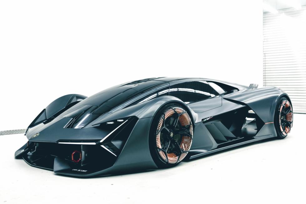 Un român stabilit în SUA a dezvoltat pentru Lamborghini mașina sport a viitorului