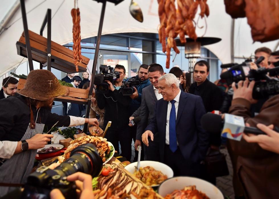 Kaufland a inaugurat primul program național pentru carne de porc 100% românească