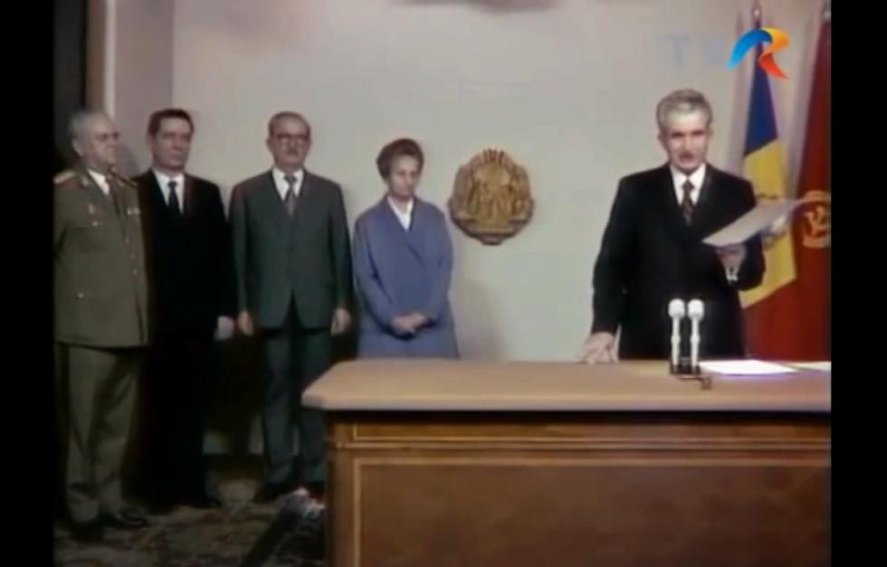18 decembrie 1989: De ce Nicolae Ceaușescu i-a încredințat conducerea României soției sale, Elena, și ce operațiune secretă a ordonat aceasta