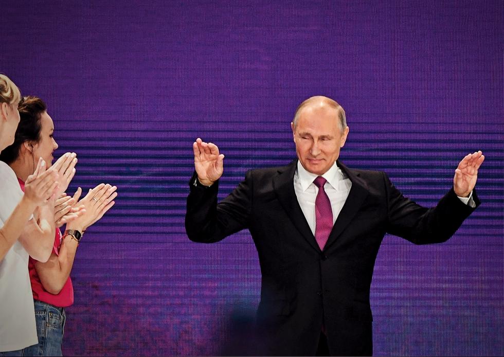 "Cum a ajuns să fie Vladimir Putin noul ""țar internațional al energiei"""
