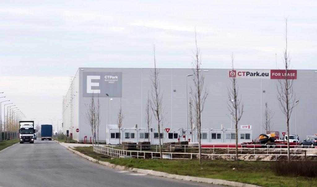 Dezvoltatorul CTP vrea să ajungă la depozite de un milion de metri pătrați la finalul anului