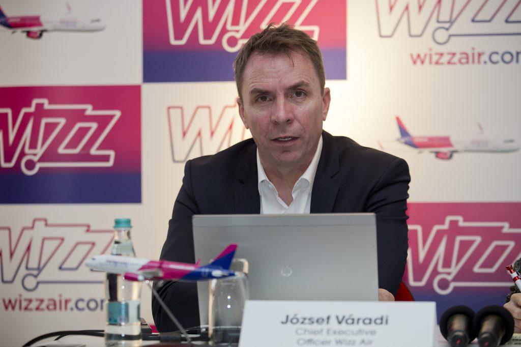 Wizz Air a ajuns anul trecut la aproape 7 milioane de pasageri pe piața locală