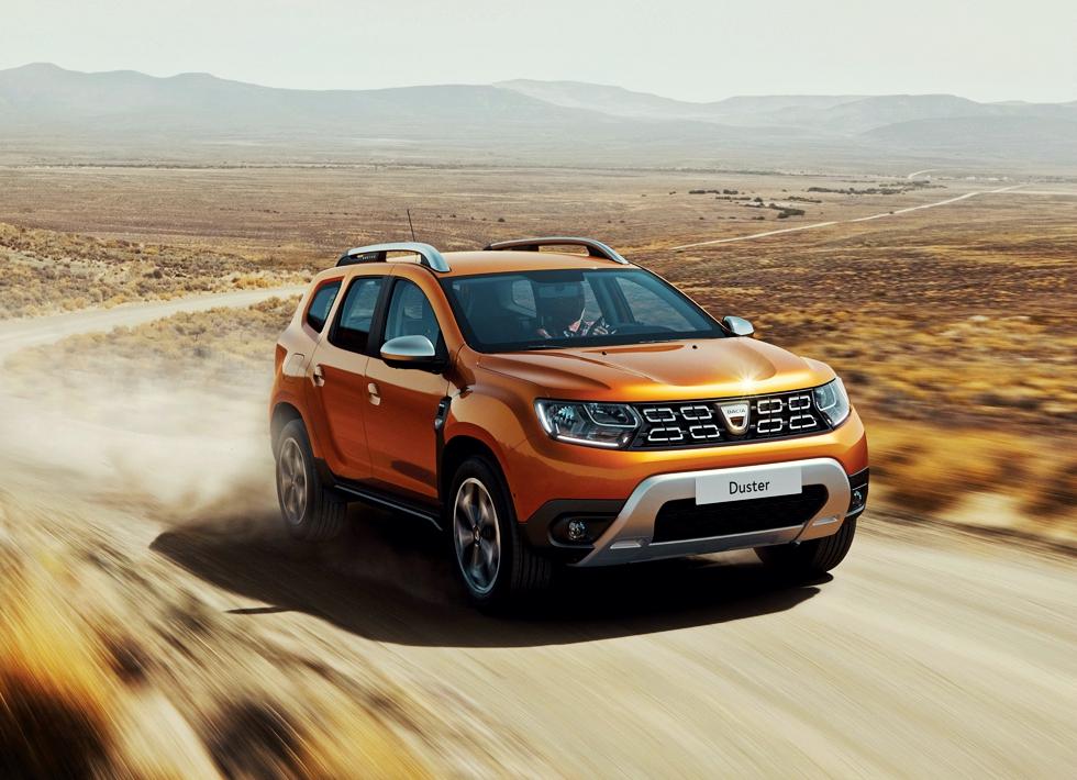 Popularitatea tot mai mare a SUV-urilor ajută Dacia să rămână lider pe segmentul mașinilor de buget