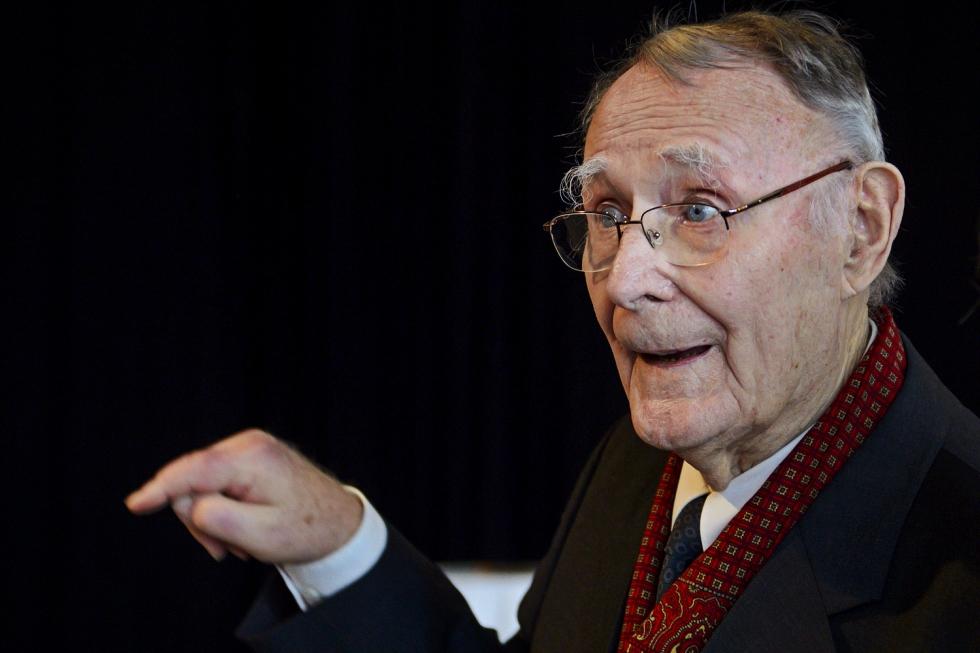 Fondatorul IKEA a murit. Care sunt controversele care rămân în urma lui Ingvar Kamprad, cel mai bogat om din Suedia