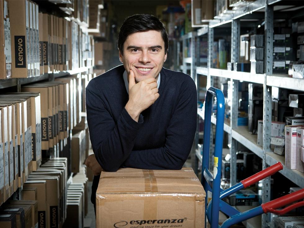 """Povestea antreprenorului care și-a propus să se lupte cu """"Amazonul"""" de România"""
