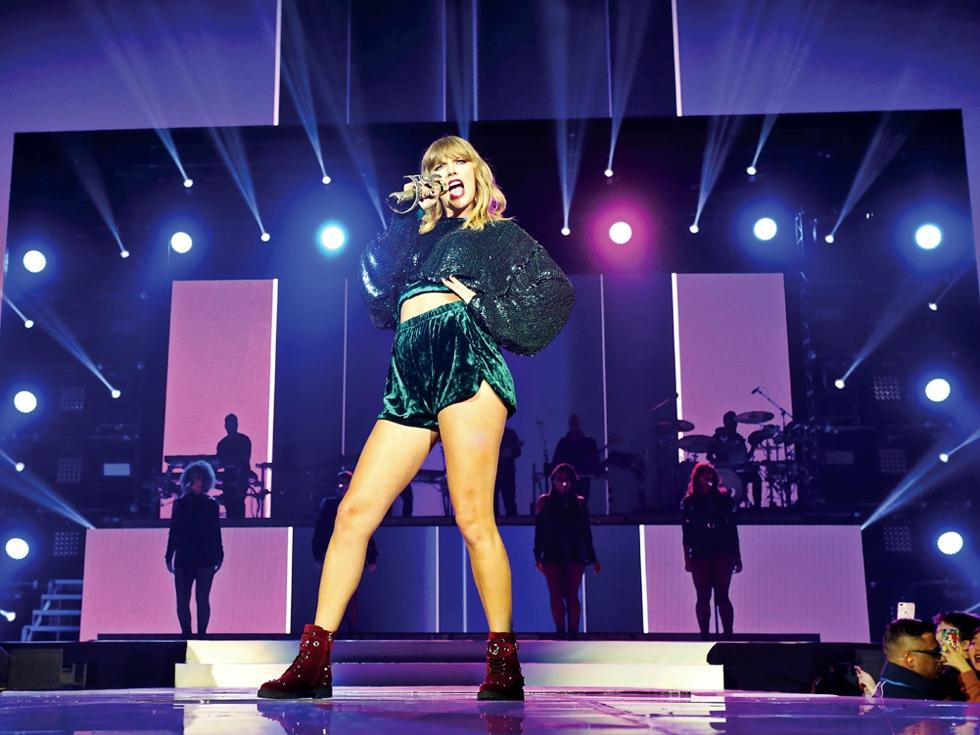 Cele mai așteptate turnee muzicale din 2018. Unde îi puteți vedea pe Taylor Swift, Ed Sheeran sau Katy Perry