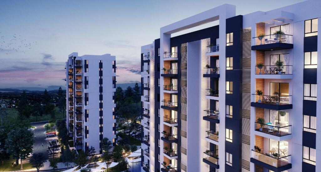 Dezvoltatorul mallului AFI Cotroceni începe construcția primului său proiect de locuințe din România