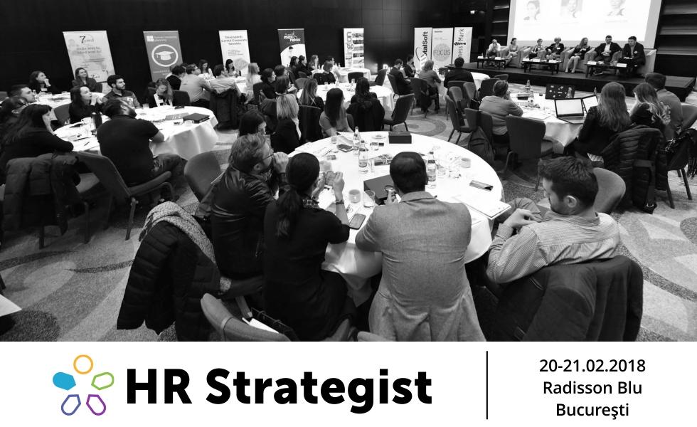 (P) BusinessMark deschide seria de evenimente din 2018 cu prima conferință de resurse umane