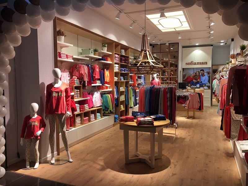 Producătorul de pijamale Sofiaman a investit peste 180.000 de euro în trei spații de retail