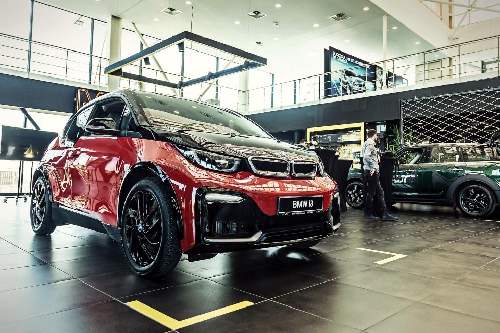 Vânzările de mașini ale Automobile Bavaria au crescut cu 15% în 2017
