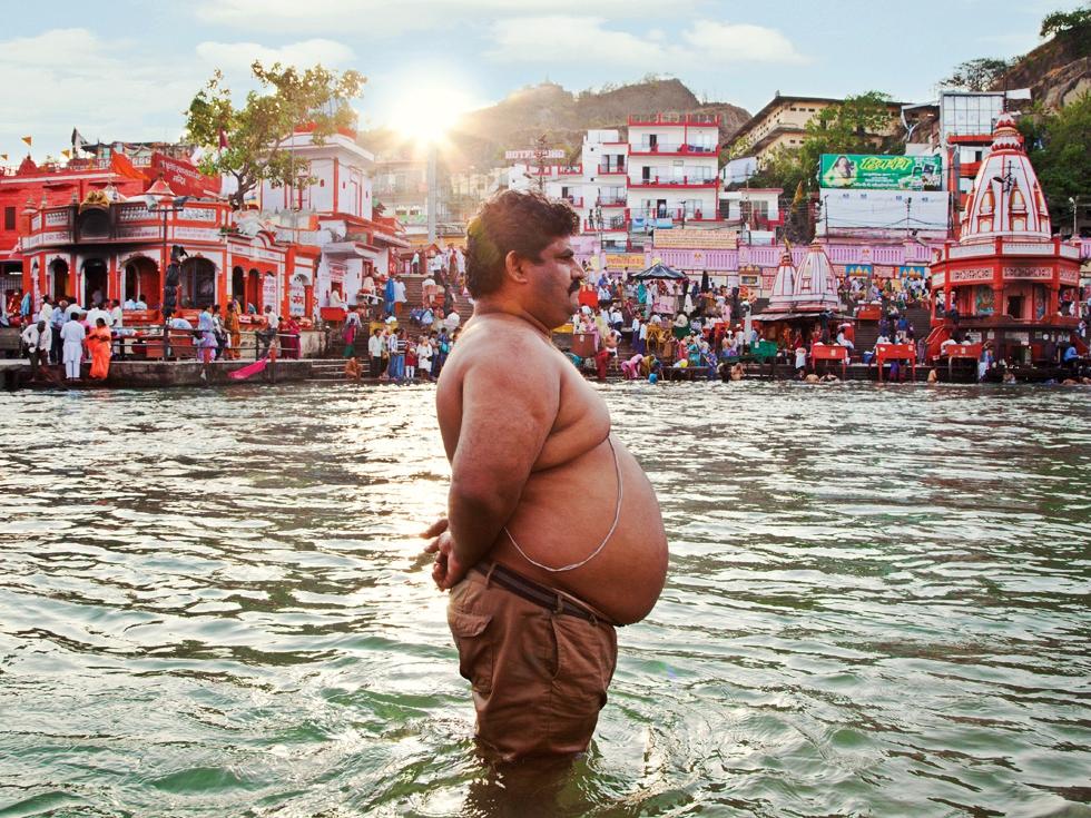 Soluția găsită de un indian pentru țara cu peste un miliard de oameni, unde obezitatea a crescut de 2.500 de ori în patru decenii