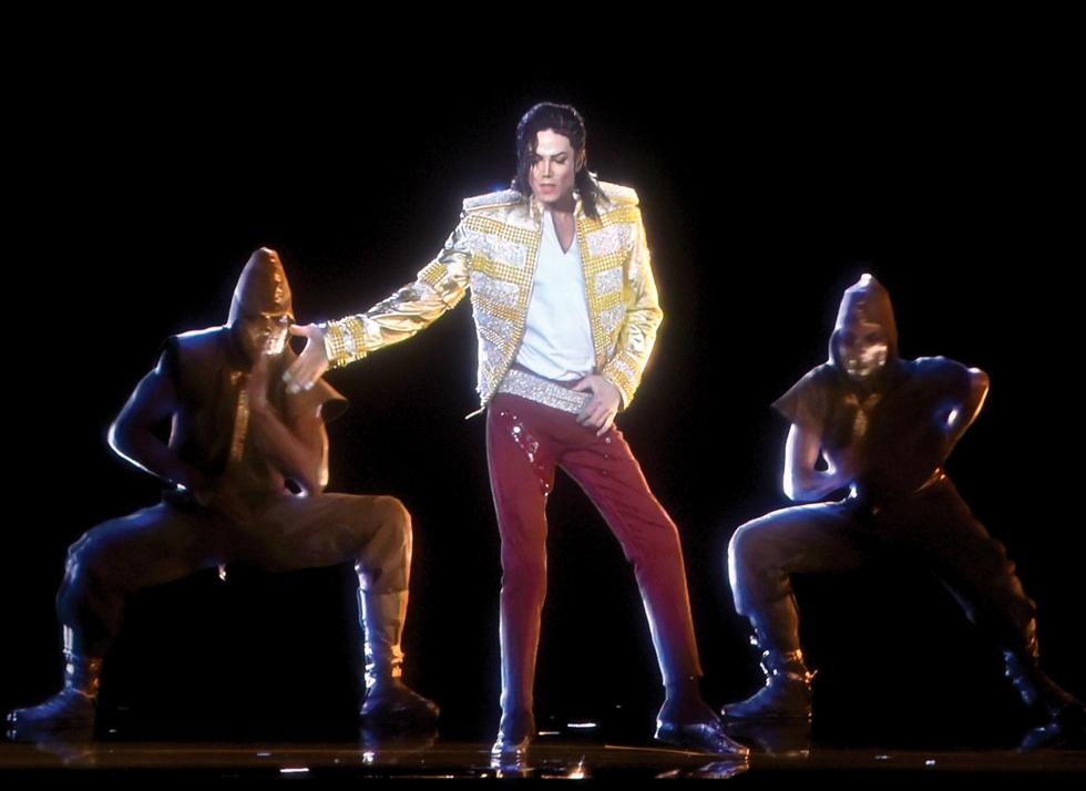 Michael Jackson live: cum se pot organiza turnee cu artiști care au murit