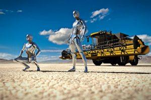 Cum funcționează armata de roboți care va hrăni lumea