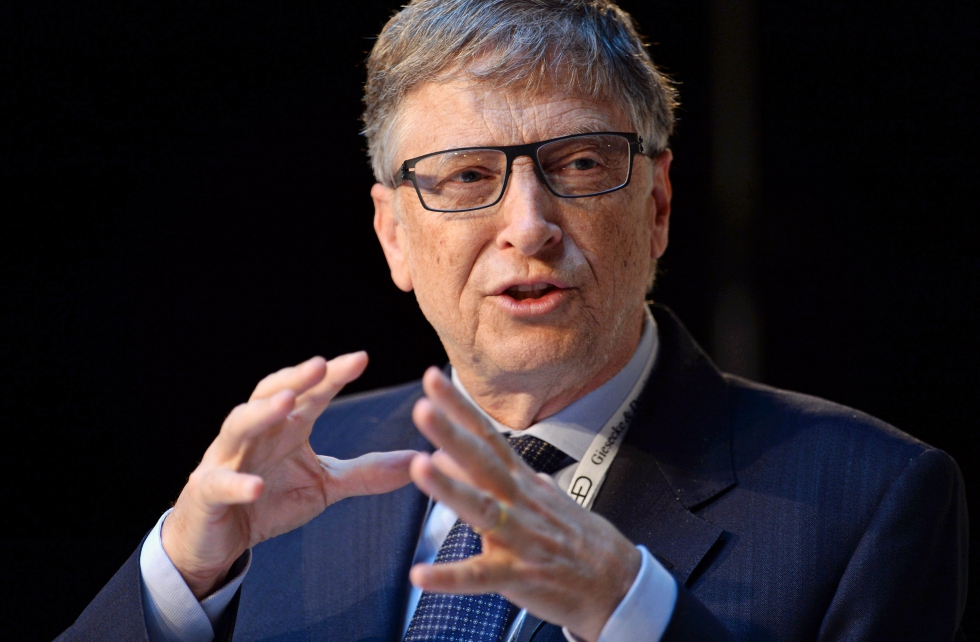 Miliardari Bill Gates NewMoney Mediafax