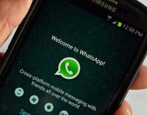 Facebook Whatsapp Blackberry