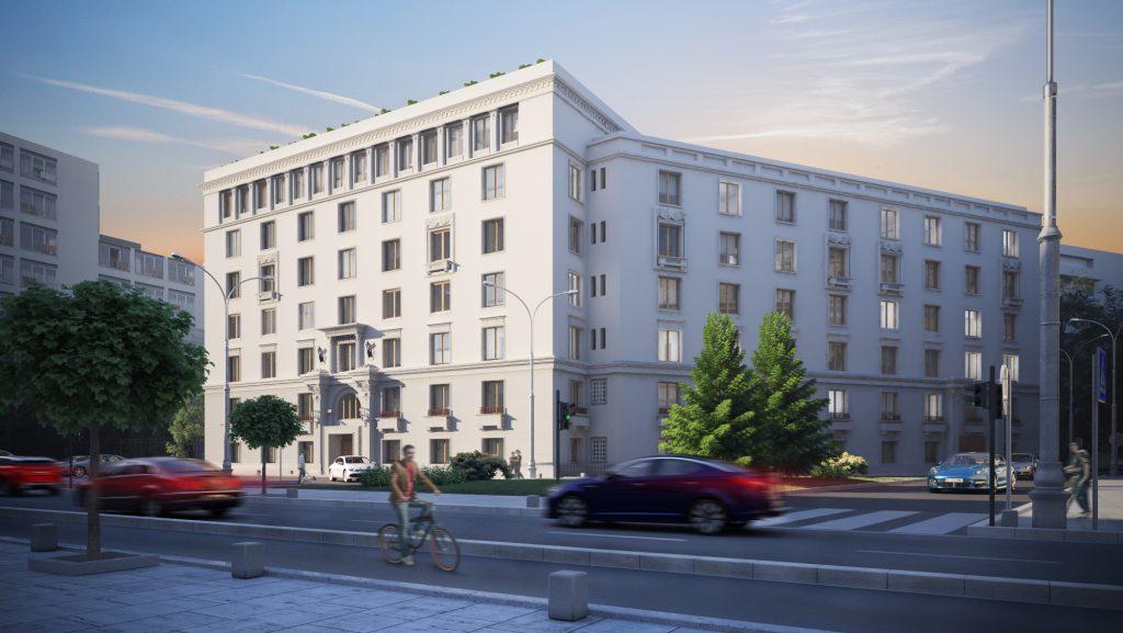 Frații Hagag au cumpărat două clădiri în centrul Bucureștiului și plănuiesc investiții de 50 de milioane de euro anul acesta în România