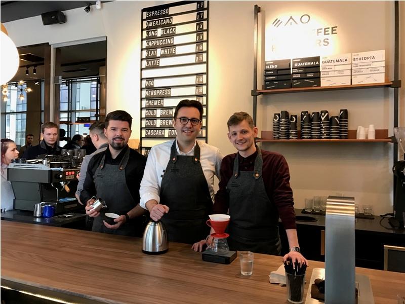 Lanțul clujean de cafenele Narcoffee Roasters vrea să deschidă zece francize în următorii doi ani