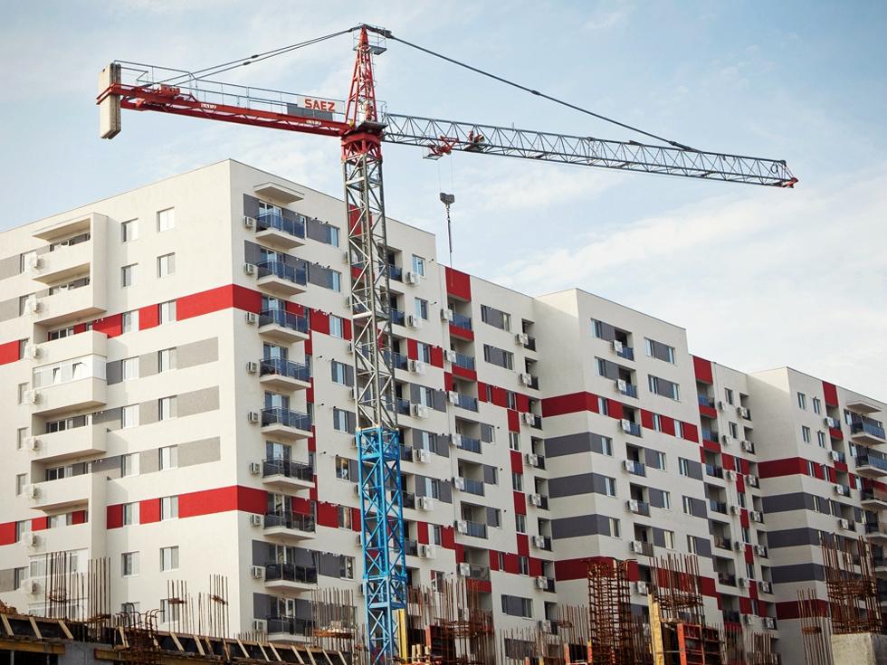 """Mini-cartierele bucureștene: câte locuințe noi """"se pregătesc"""" să completeze harta rezidențială a Capitalei"""