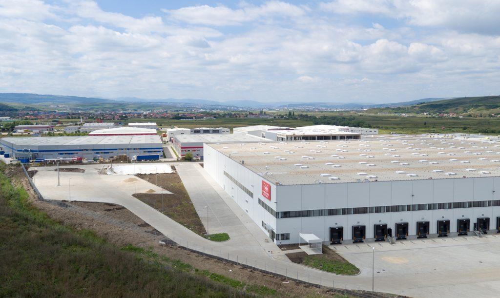 CTP construiește un nou parc logistic de 30.000 de metri pătrați în județul Cluj