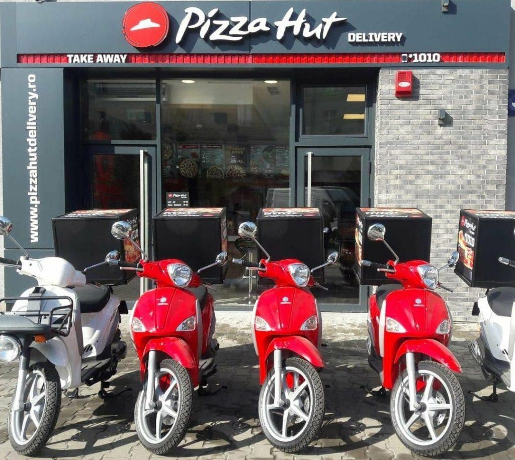 Pizza Hut Delivery inaugurează o nouă unitate în București, în urma unei investiții de 250.000 de euro
