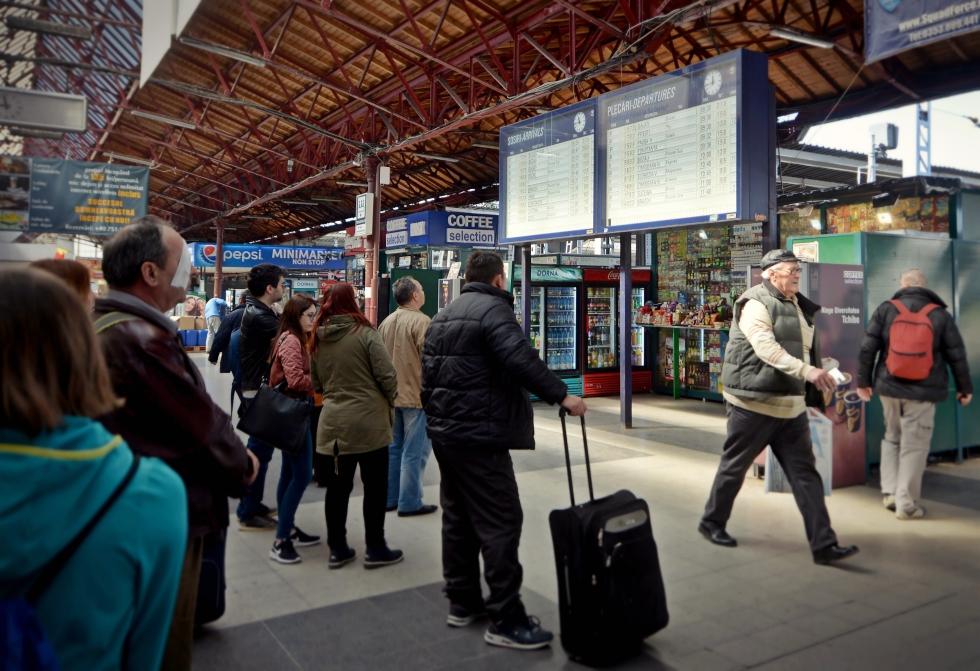 Peste o sută de trenuri sunt anulate de Paște. Lista publicată de CFR Călători