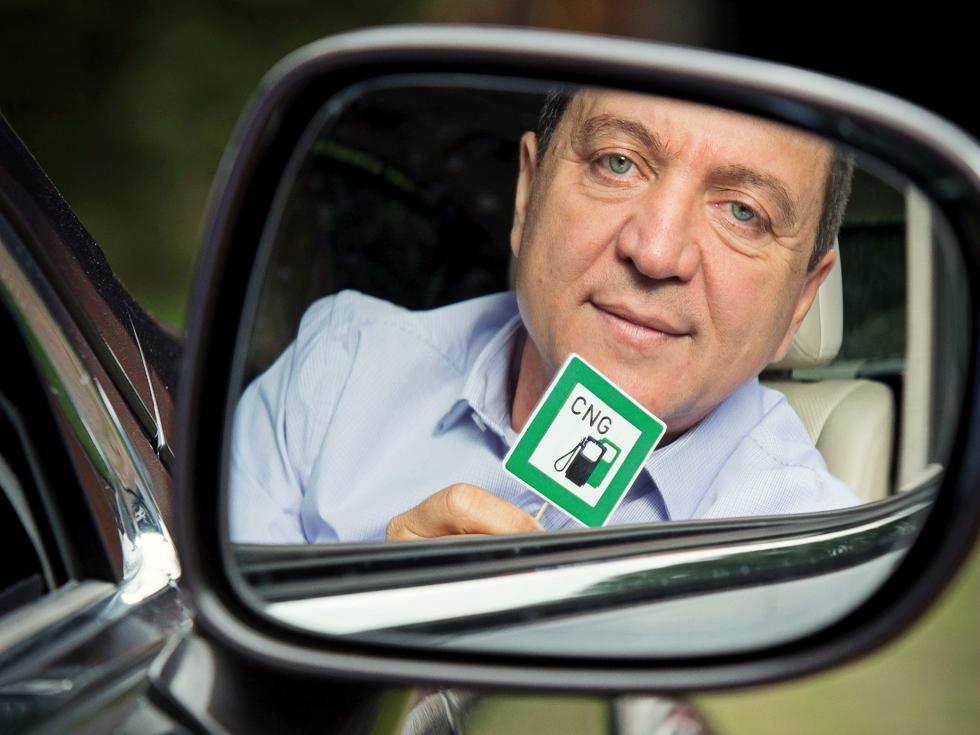De ce unul dintre cei mai bogați vâlceni e convins că gazul natural comprimat va fi carburantul auto al viitorului