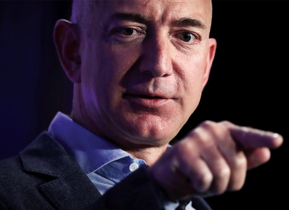 jeff bezos amazon audible getty newmoney